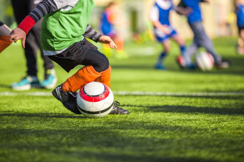 football training for children © matimix - fotolia.com